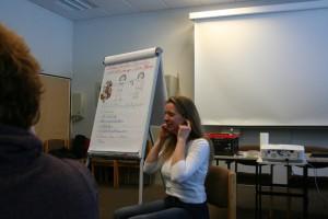 """Das """"Ohrenfalten"""" für eine erhöhte Aufmerksamkeit, zum Hörverständnis und zum Hören auf die innere Stimme"""